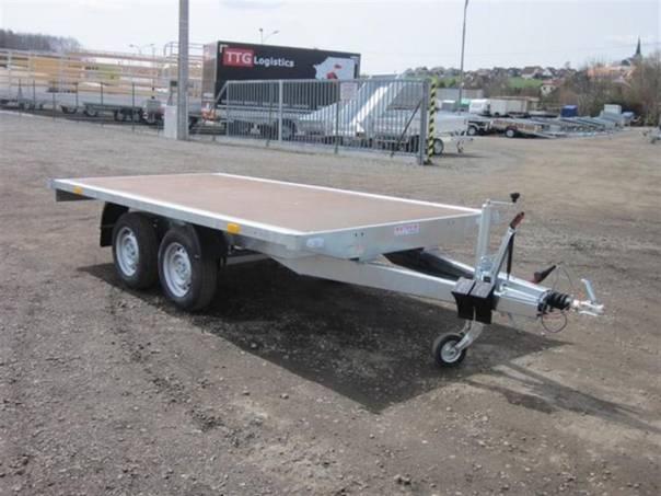 ZV2,0T 1,7/3,3 13 - 2, foto 1 Užitkové a nákladní vozy, Přívěsy a návěsy | spěcháto.cz - bazar, inzerce zdarma