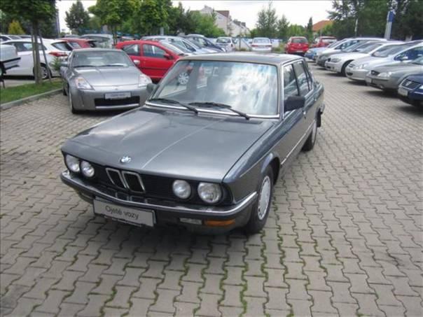 BMW Řada 5 2.7 Automat, foto 1 Auto – moto , Automobily | spěcháto.cz - bazar, inzerce zdarma
