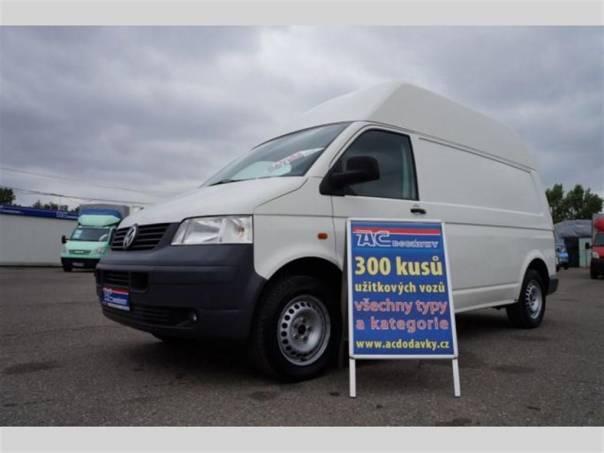 Volkswagen Transporter 2.5tdi maxi klima 4x4, foto 1 Užitkové a nákladní vozy, Do 7,5 t | spěcháto.cz - bazar, inzerce zdarma