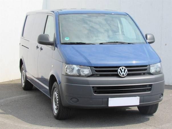 Volkswagen Transporter  2.0 TDI, Serv.kniha, klima, foto 1 Užitkové a nákladní vozy, Do 7,5 t | spěcháto.cz - bazar, inzerce zdarma