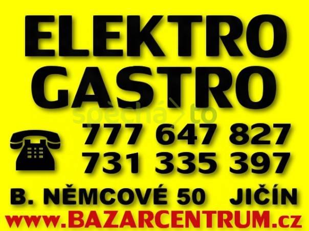 ELEKTROSPOTŘEBIČE a GASTRO VYBAVENÍ: www.bazarcentrum.cz, foto 1 Bílé zboží, Sporáky | spěcháto.cz - bazar, inzerce zdarma