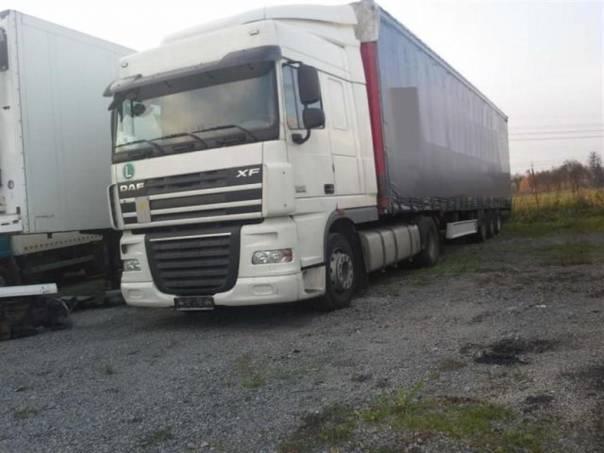 XF 105.460 + FLIEGL 2007, foto 1 Užitkové a nákladní vozy, Nad 7,5 t | spěcháto.cz - bazar, inzerce zdarma