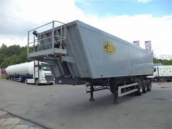 Meiller MHVS 52/3-S 50 m3, foto 1 Užitkové a nákladní vozy, Přívěsy a návěsy | spěcháto.cz - bazar, inzerce zdarma