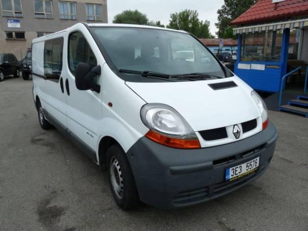 Renault Trafic 1,9DCi L 6.Míst, foto 1 Užitkové a nákladní vozy, Autobusy | spěcháto.cz - bazar, inzerce zdarma