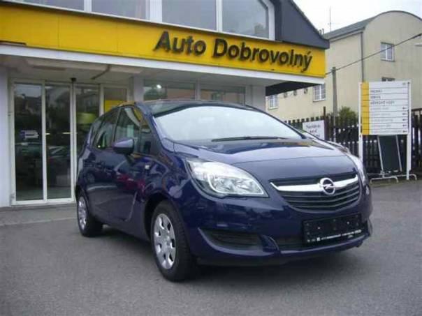 Opel Meriva SELECTION A14XER MT5 100k 0068SCRS, foto 1 Auto – moto , Automobily | spěcháto.cz - bazar, inzerce zdarma