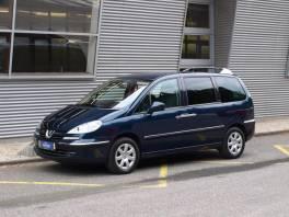 Peugeot 807 2.0 HDI 136k Norwest Navi 7místný