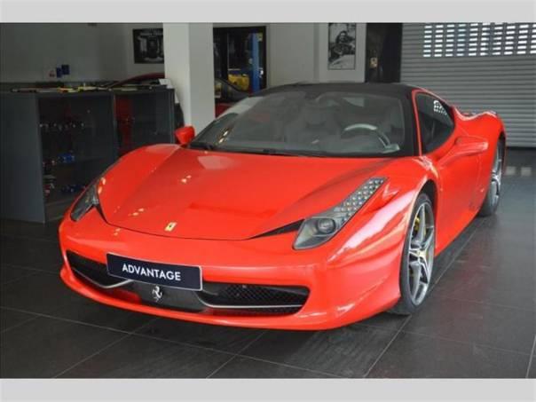 Ferrari 458 Italia 4.5 ITALIA, foto 1 Auto – moto , Automobily | spěcháto.cz - bazar, inzerce zdarma