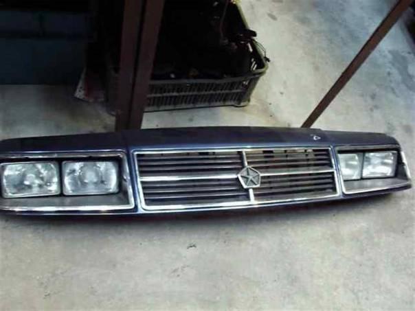 Chrysler GTS Přední maska,světla,mřížk, foto 1 Náhradní díly a příslušenství, Osobní vozy | spěcháto.cz - bazar, inzerce zdarma