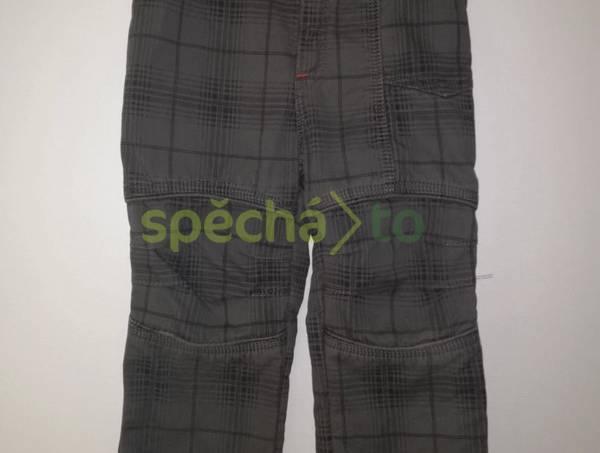 Bavlněné zateplené kalhoty vel 116, foto 1 Pro děti, Dětské oblečení  | spěcháto.cz - bazar, inzerce zdarma