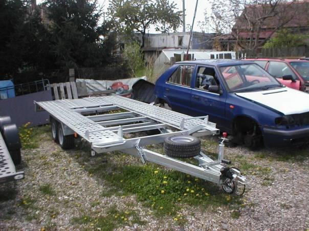 Pongratz  400 T/K, foto 1 Užitkové a nákladní vozy, Přívěsy a návěsy | spěcháto.cz - bazar, inzerce zdarma