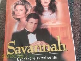 Savannah - román , Hobby, volný čas, Knihy  | spěcháto.cz - bazar, inzerce zdarma