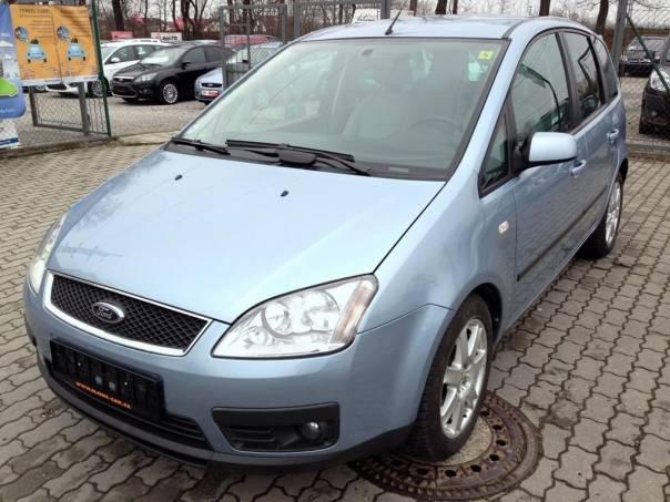Ford C-MAX 1.6 TDCi digi. klima, serviska, foto 1 Auto – moto , Automobily | spěcháto.cz - bazar, inzerce zdarma