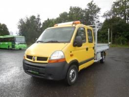 Renault Master 2,5 73KW 6MÍST SKLÁPĚČ , Užitkové a nákladní vozy, Do 7,5 t  | spěcháto.cz - bazar, inzerce zdarma