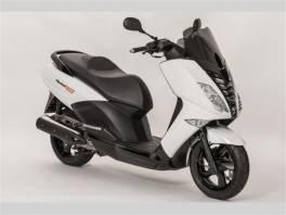 Citystar 125i RS ccm - bílá , Auto – moto , Motocykly a čtyřkolky  | spěcháto.cz - bazar, inzerce zdarma