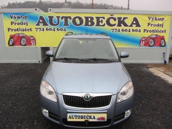 Škoda Fabia REZERVACE, kombi 1,4 16V, foto 1 Auto – moto , Automobily | spěcháto.cz - bazar, inzerce zdarma