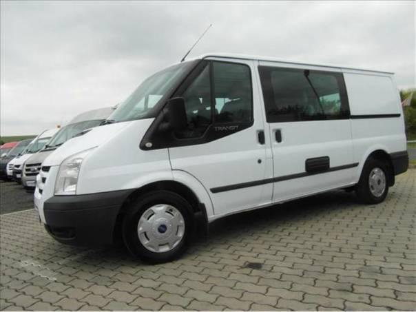 Ford Transit 2.2 L2H1 6 míst klima,temp.č.1, foto 1 Užitkové a nákladní vozy, Do 7,5 t | spěcháto.cz - bazar, inzerce zdarma