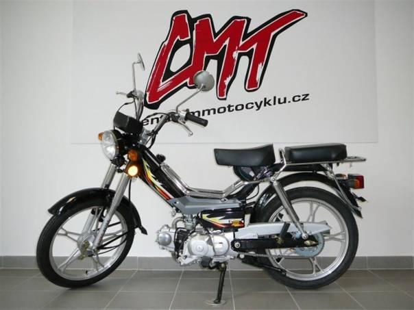 Jawa Betka Betka 50 12V, foto 1 Auto – moto , Motocykly a čtyřkolky | spěcháto.cz - bazar, inzerce zdarma