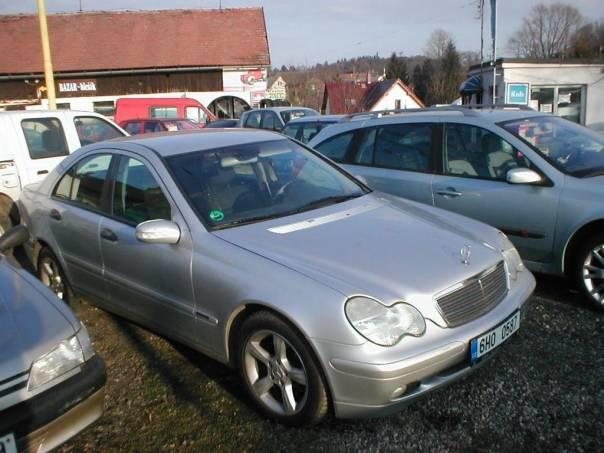 Mercedes-Benz Třída C 200 CDI, foto 1 Auto – moto , Automobily | spěcháto.cz - bazar, inzerce zdarma