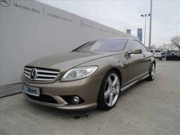 Mercedes-Benz  5,5 CL 500 4matic, foto 1 Auto – moto , Automobily | spěcháto.cz - bazar, inzerce zdarma