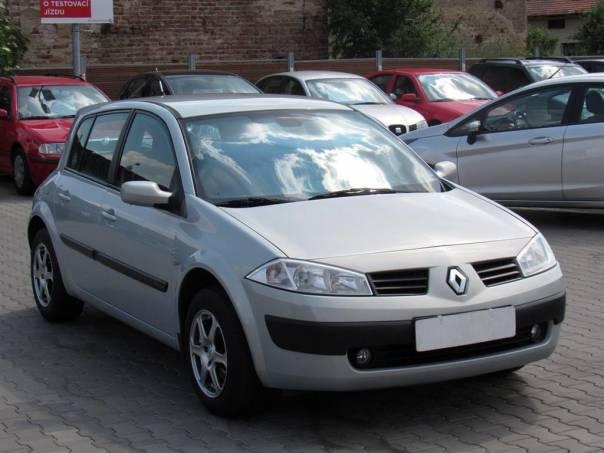 Renault Mégane  1.6, ČR, zámek řazení, foto 1 Auto – moto , Automobily | spěcháto.cz - bazar, inzerce zdarma