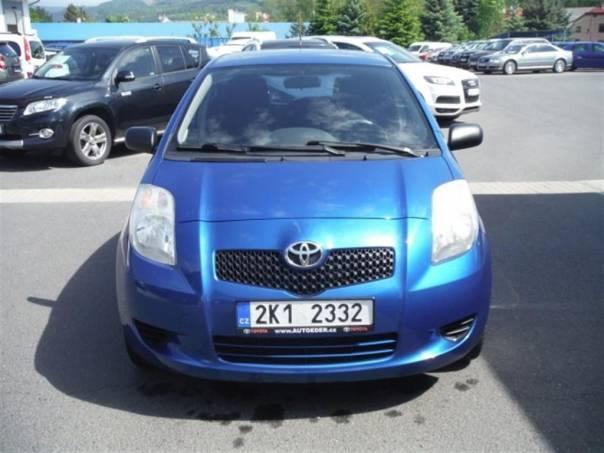 Toyota Yaris 1.3 VVT-i, foto 1 Auto – moto , Automobily | spěcháto.cz - bazar, inzerce zdarma