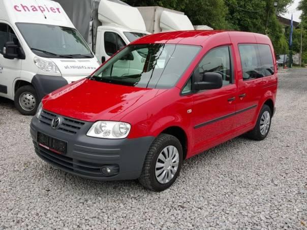 Volkswagen Caddy 2.0 LIFE ECOFUEL, foto 1 Auto – moto , Automobily | spěcháto.cz - bazar, inzerce zdarma