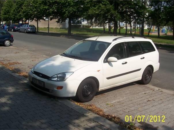 Ford Focus barva bílá,výbava ghia, foto 1 Auto – moto , Automobily | spěcháto.cz - bazar, inzerce zdarma