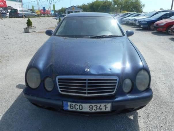 Mercedes-Benz Třída CLK 200 2.0  100kW, foto 1 Auto – moto , Automobily | spěcháto.cz - bazar, inzerce zdarma