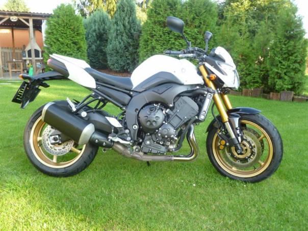 Yamaha FZ FZ8N, foto 1 Auto – moto , Motocykly a čtyřkolky | spěcháto.cz - bazar, inzerce zdarma