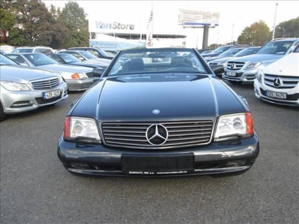 Mercedes-Benz Třída SL 0,0 SL 600 AMG, foto 1 Auto – moto , Automobily | spěcháto.cz - bazar, inzerce zdarma
