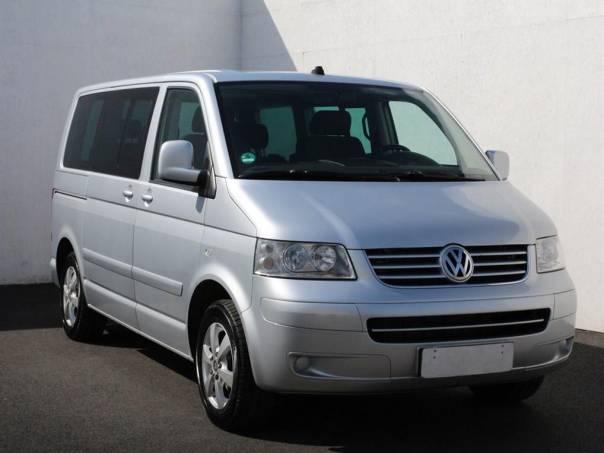 Volkswagen Multivan  2.5 TDI, Serv.kniha, navigace, foto 1 Užitkové a nákladní vozy, Do 7,5 t | spěcháto.cz - bazar, inzerce zdarma