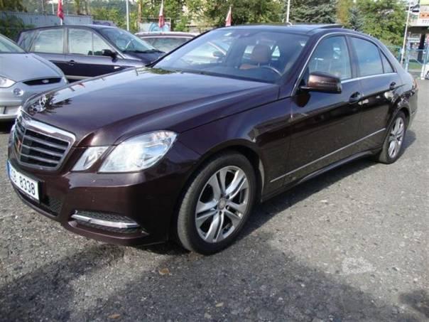 Mercedes-Benz Třída E 200 NGT (CNG + benzin), foto 1 Auto – moto , Automobily   spěcháto.cz - bazar, inzerce zdarma