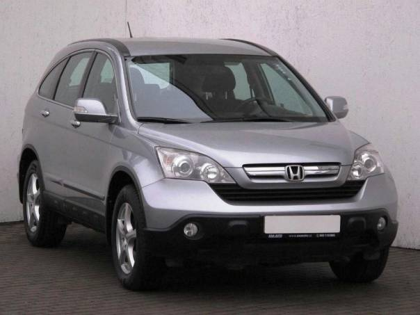 Honda CR-V 2.2 i-CTDi, foto 1 Auto – moto , Automobily   spěcháto.cz - bazar, inzerce zdarma