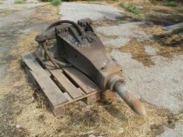 Búracie kladivo na JCB 4 CX