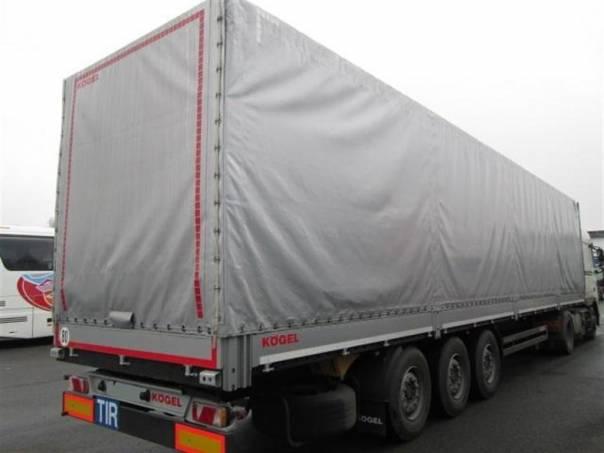 S24 Cargo s bočnicemi, foto 1 Užitkové a nákladní vozy, Přívěsy a návěsy | spěcháto.cz - bazar, inzerce zdarma