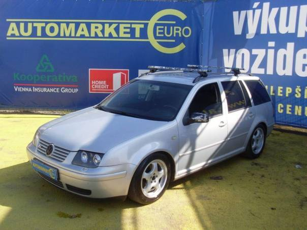 Volkswagen Bora 2.3i Eko zaplaceno, foto 1 Auto – moto , Automobily | spěcháto.cz - bazar, inzerce zdarma