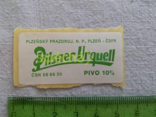 samolepky pilsner urquell  50ks, foto 1 Hobby, volný čas, Sběratelství a starožitnosti | spěcháto.cz - bazar, inzerce zdarma