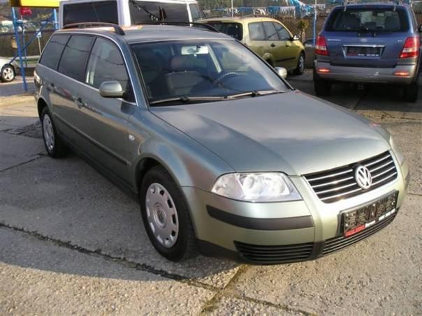 Volkswagen Passat 1,9TDI KLIMATRONIK, foto 1 Auto – moto , Automobily | spěcháto.cz - bazar, inzerce zdarma