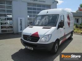 Mercedes-Benz Sprinter 2,1   Standard 313 Euro5 Klima , Užitkové a nákladní vozy, Do 7,5 t    spěcháto.cz - bazar, inzerce zdarma