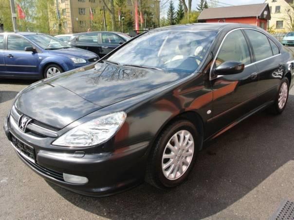 Peugeot 607 2.2 HDi prodáno, foto 1 Auto – moto , Automobily | spěcháto.cz - bazar, inzerce zdarma
