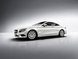 Mercedes-Benz Třída S S 500 4M kupé