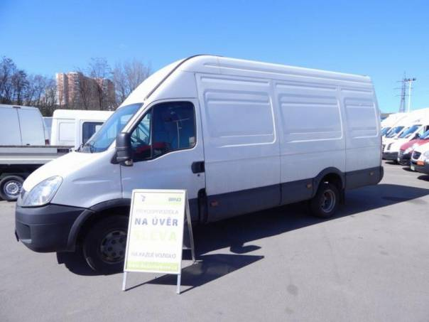 Iveco Daily 35C18 SUPERMAXI, foto 1 Užitkové a nákladní vozy, Do 7,5 t | spěcháto.cz - bazar, inzerce zdarma