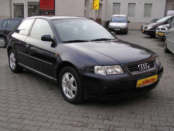 Audi A3 1.9 TDI Serviska,81 kW, foto 1 Auto – moto , Automobily | spěcháto.cz - bazar, inzerce zdarma