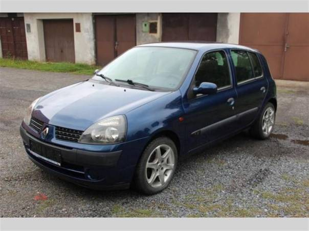 Renault Clio 1,2  Expression klima, foto 1 Auto – moto , Automobily | spěcháto.cz - bazar, inzerce zdarma