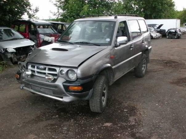 Nissan Terrano II 2,7, foto 1 Náhradní díly a příslušenství, Ostatní | spěcháto.cz - bazar, inzerce zdarma