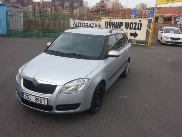 Škoda Fabia 1,9 TDI, foto 1 Auto – moto , Automobily | spěcháto.cz - bazar, inzerce zdarma