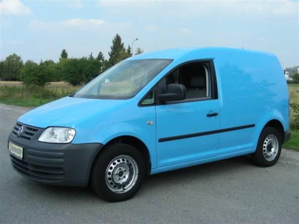 Volkswagen Caddy 2.0SDi 51kW KLIMA 5d 1Maj,2MÍSTA,ABS,ASR,EL.PAKET,, foto 1 Užitkové a nákladní vozy, Do 7,5 t | spěcháto.cz - bazar, inzerce zdarma