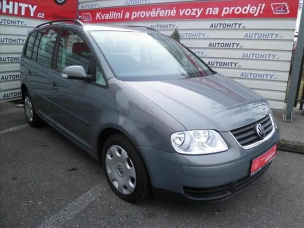 Volkswagen Touran 1.9 TDI, *DIG.KLIMA,SERVISKA, foto 1 Auto – moto , Automobily | spěcháto.cz - bazar, inzerce zdarma