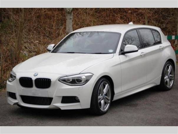BMW Řada 1 114i, Advantage paket, 5 let servis zdarma, SKLADE, foto 1 Auto – moto , Automobily | spěcháto.cz - bazar, inzerce zdarma