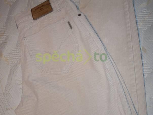 manžestráky, foto 1 Dámské oděvy, Kalhoty, šortky | spěcháto.cz - bazar, inzerce zdarma